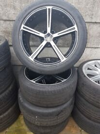 Bmw Ac Schnitzer iv RARE 18'' Alloy Wheels Can Post Part Exchange Welcome can sell singles