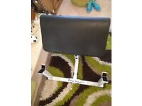 MINT Body Solid BODY-SOLID Preacher Bicep Curl Bench HEAVY DUTY White (not personally used)