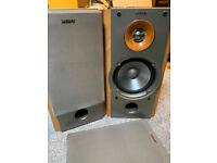 Pair of Sony HiFi Speakers