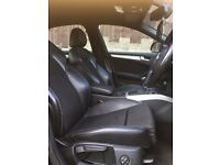 Audi A4 2012 2.0 TDI manual black leather saloon