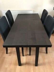 Ikea Dining Set (Delivery Available)