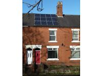 Unfurnished 2 Double Bedroomed Large Terrace House C/H DG