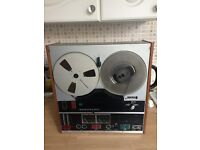 Rare TANDBERG 3300x Reel to Reel Recorder