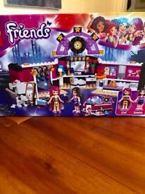 Lego Friends Popstar Dressing room