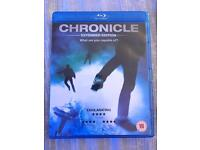 Chronicle Bluray DVD