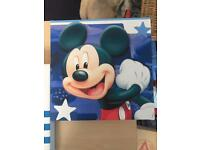 Mickey Mouse wall canvas prints