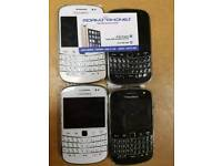 BlackBerry 9900 all networks