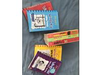 7 books - young reader