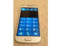 Samsung Galaxy S4 Mini White Unlocked to ALL Networks