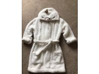 Next Girls Dressing Gown Age 7/8