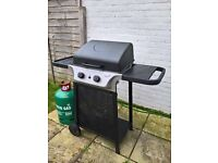 Blooma Barbeque with Gas Container