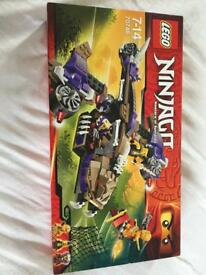 Lego ninjago set 70746
