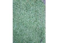 Roll of Astro turf. Fake grass
