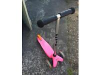Micro Scooter Pink