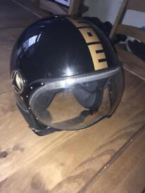 momo design helmet gold