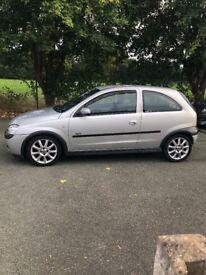 Vauxhall Corsa C 1.8 SRi Rare