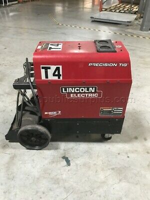 Lincoln Precision Tig 225 Tig Welder