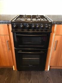 Swan Gas Cooker only 8 months old. Nearly new condition. Available for pick-up on 4th June