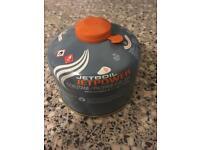 Brand new Jet Boil Gas Cannistet