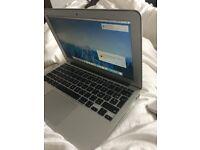 MacBook Air 11, 2015 year, 1.6 GHz Intel i5, 4GB