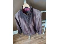 Faux Suede Marks and Spencer Men's Jacket