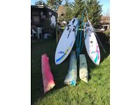 Wind surfing Bored £100 or swap