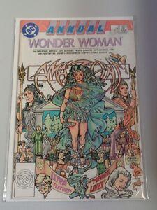 WONDER WOMAN ANNUAL #1 DC COMICS AUGUST 1988