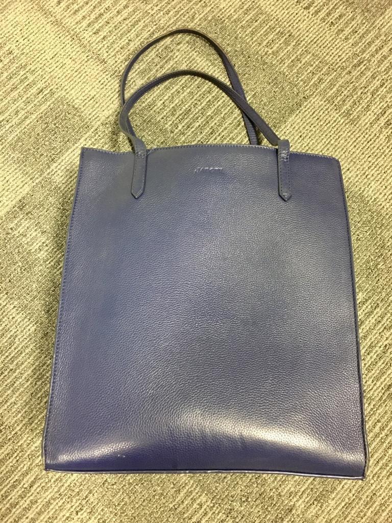 Leather Handbag, Jaeger