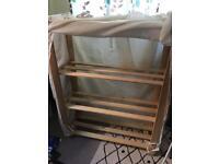 Shoe rack storage / cupboard