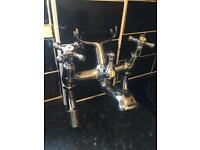 Victorian style bath tap