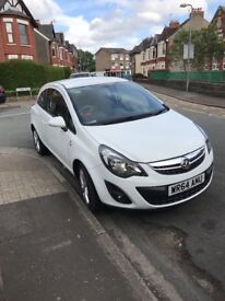 Vauxhall Corsa EcoFLEX Excite A/C 64 Plate BRAND 29000 Miles High Spec Has To Be Seen!!