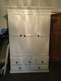 Double wardrobe for sale