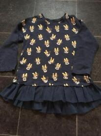 Next Minnie Mouse tunic 3-4 years
