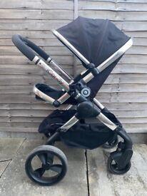 Icandy Peach 2 stroller - travel system