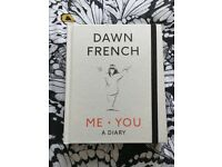 Me. You. A Diary by Dawn French (Hardback, Like New)