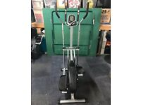Cintura650 Elliptical Cross Trainer with Heart Rate Monitor