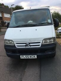 Citroen relay for sale, starts and drive well, engine and gearbox very good. need bite attention.