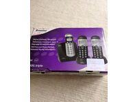 Phones (set of 3)