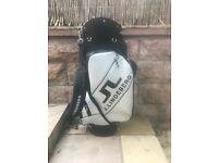 J Lindeberg Staff Golf Bag