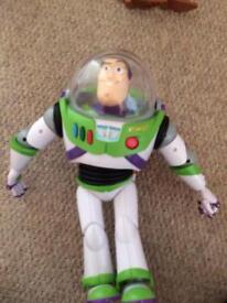 Buzz lightyear toystory toy