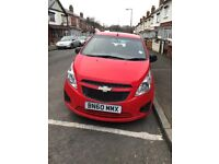 **Chevrolet Spark 2010 Low Mileage **