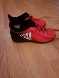Boys size 12 football boots