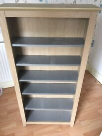 CD/Book storage unit, shelving