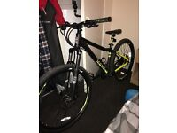 Voodoo Bantu mountain bike for sale been out on it once cost 400 will sell for 350
