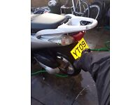 125 psi 7000 genuine miles very clean £1300 OVNO