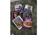 Cook books suitable for your slimmer, college student or dedicated chef