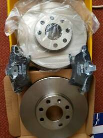 Vauxhall Astra parts