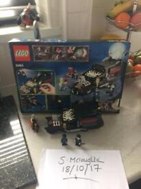 Lego monster fighters vampire hearse 9464 RETIRED SET !