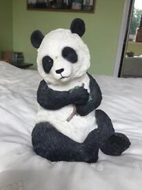Large panda ornament