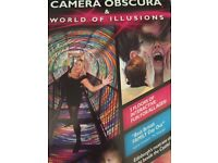 Camera Obscura & World of Illusions family ticket